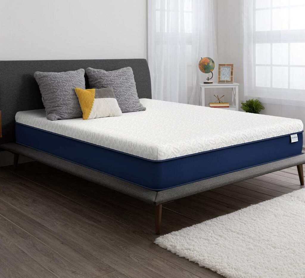 Inofia Cooling Copper Adaptive Spring Hybrid Mattress