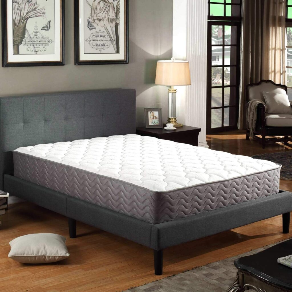 Swiss Ortho Sleep Pocket Spring Mattress
