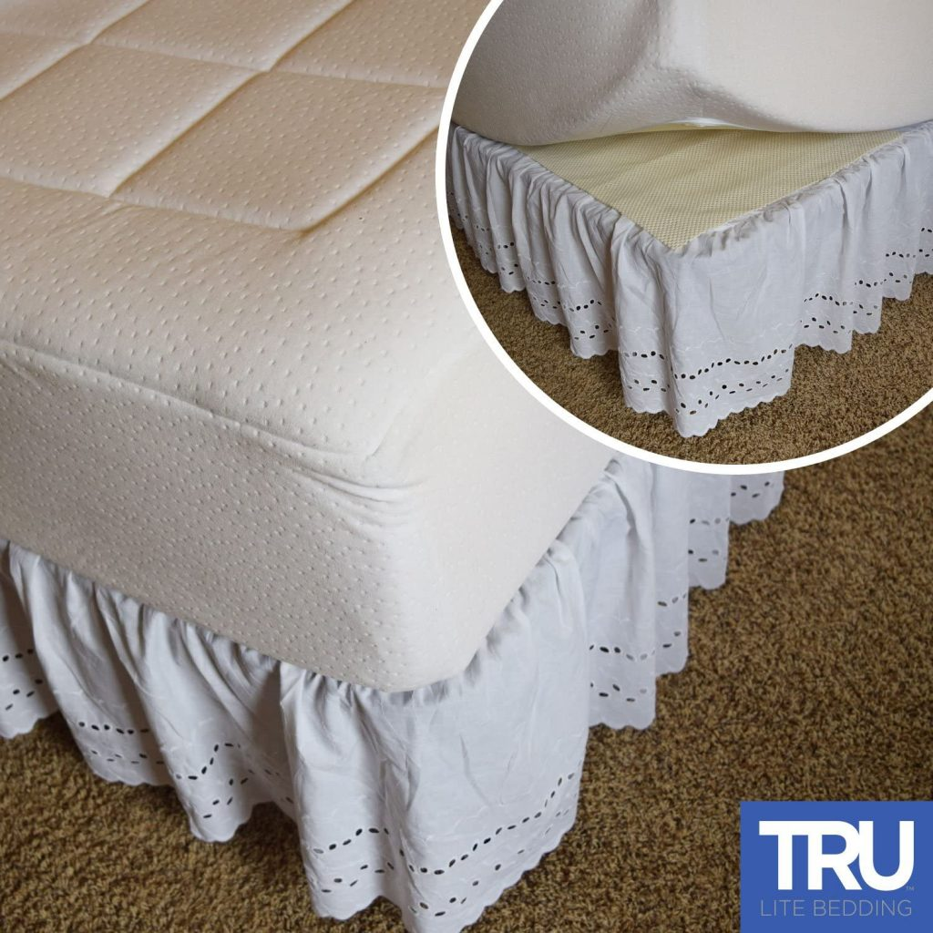 TRU Lite Bedding Non Slip Mattress Pad Review