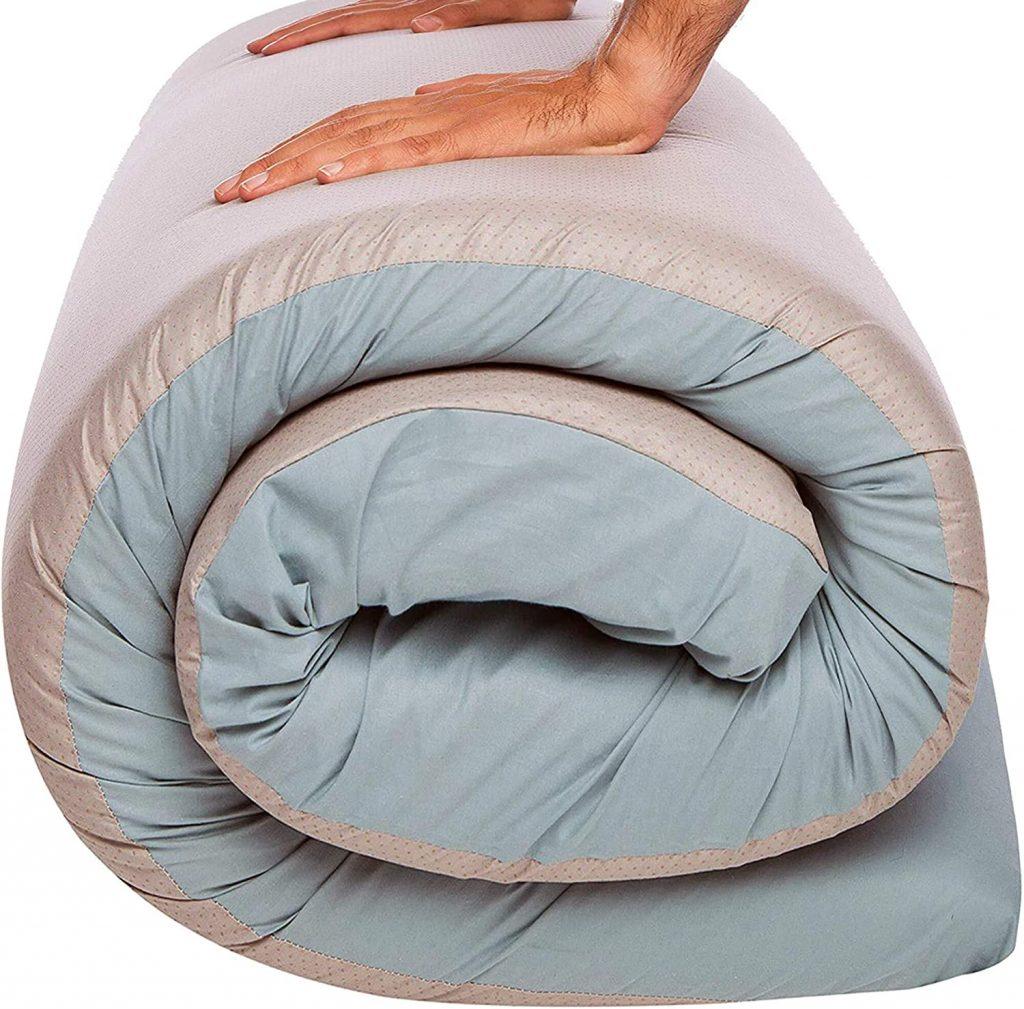 roll up mattress